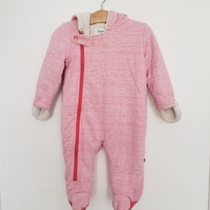 Giggle Pink Hooded Bunting